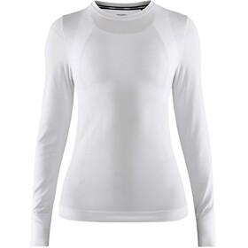 Craft Fuseknit Comfort Round-Neck LS Shirt Women white